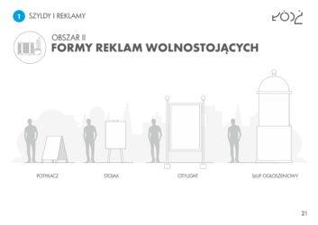 Kodeks krajobrazowy dla Łodzi bilbordy info 22