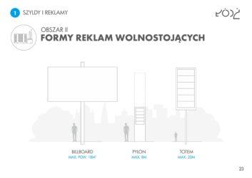 Kodeks krajobrazowy dla Łodzi bilbordy info 24