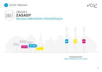 Kodeks krajobrazowy dla Łodzi bilbordy info 7