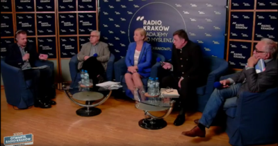 Debata otwarta Radio Kraków Ustawa Krajobrazowa