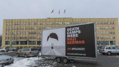 death camps were nazi german